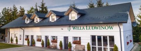 Willa Ludwinów - apartament z osobnym wejściem