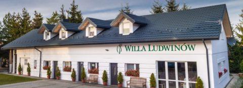 Willa Ludwinów - noclegi w Gorlicach